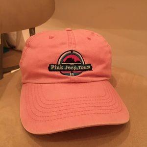Pink Jeep Tours Sedona AZ Baseball Cap